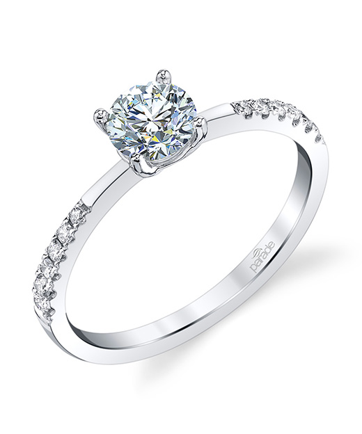 Designer Engagement Rings Parade Design